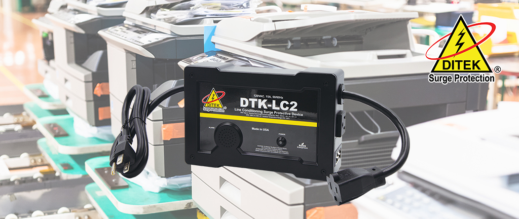 DTK LC2 with background