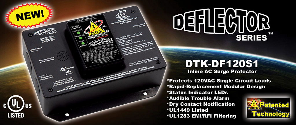 DITEK Deflector Series SPD