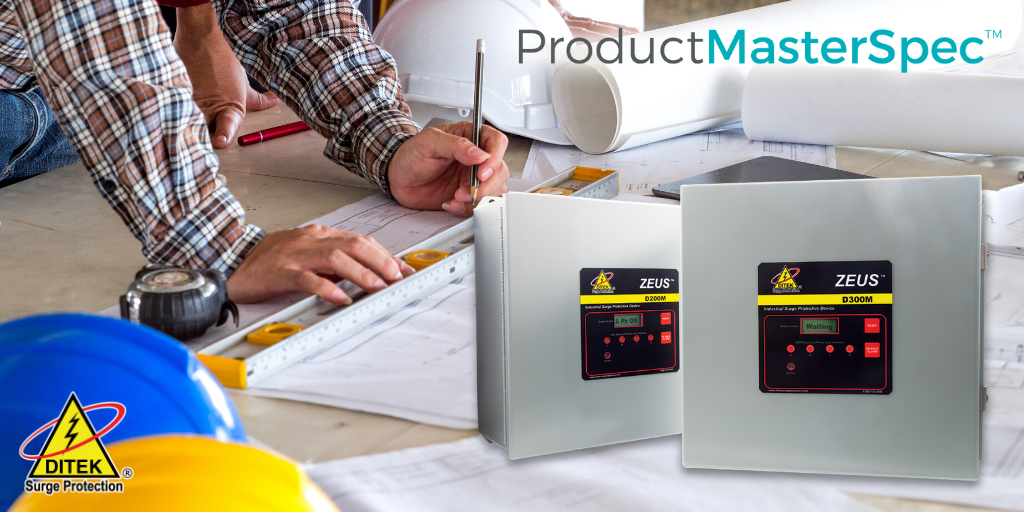 Professional Grade Industrial Surge Protection