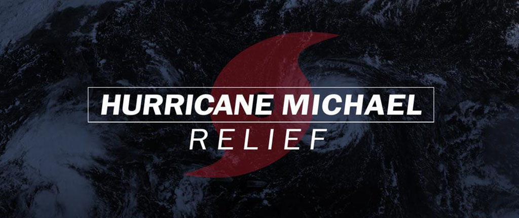 DITEK Employee's Donate to Hurricane Michael Relief