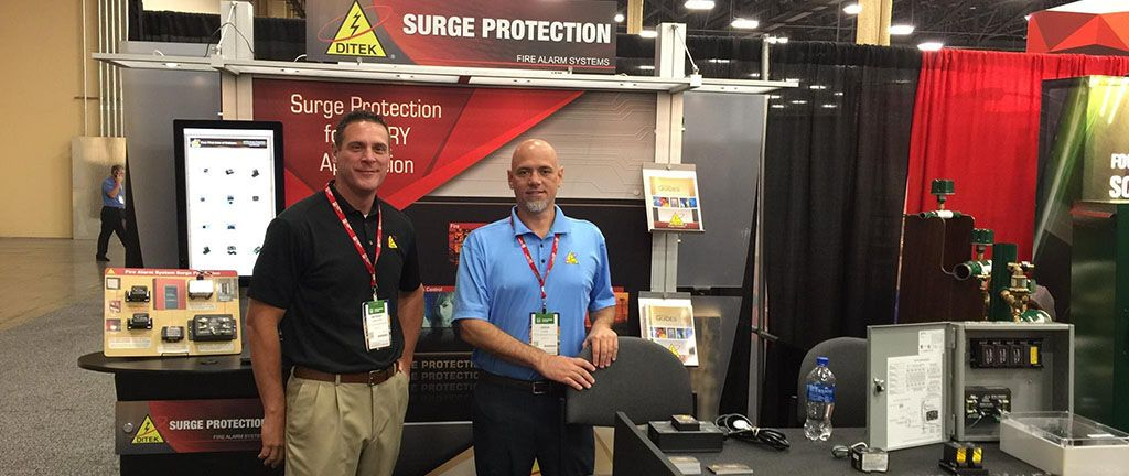 Team DITEK at NFPA