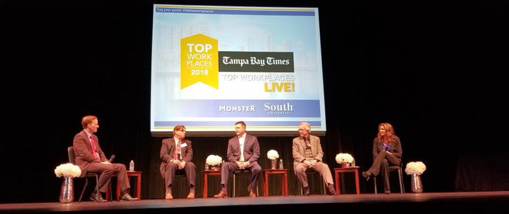 Tampa Bay Times Top Workpalce Event