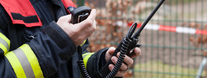 two way radio communication
