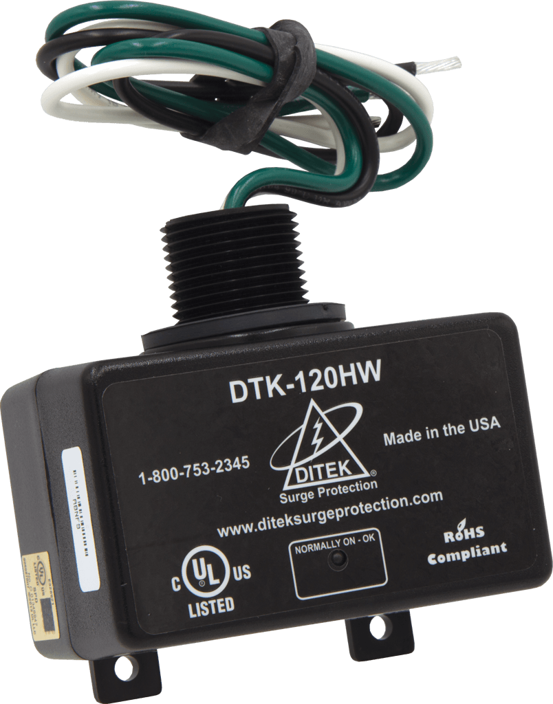 Awe Inspiring Ditek Surge Protection Equipment Panel Dedicated Branch Circuit Wiring Digital Resources Antuskbiperorg